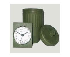 Jagd Wilduhr mit 24 Stundenanzeige Made in Germany Clock...