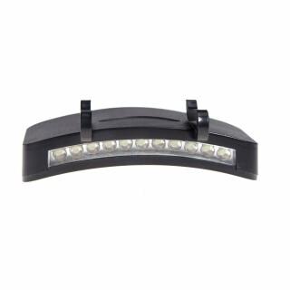 11 LED Caplight Kappenlicht Stirnlampe