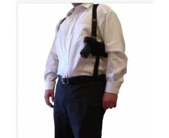 Universal Schulterholster für Pistole und Revolver