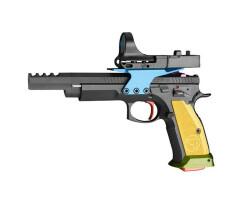 CZ 75 Tactical Sport CZECHMATE PARROT