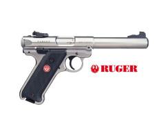 "RUGER Mark IV Target 5,5"" stainless"
