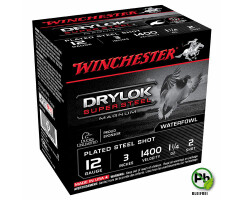 WINCHESTER Super-X Drylock Super Steel 12/76