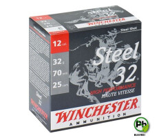 WINCHESTER Stahl 32 12/70