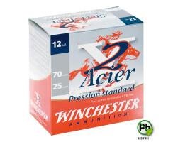 WINCHESTER X2 Stahl 12/70 28G