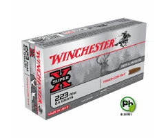 WINCHESTER .223 Rem Geschoss: Power CoreTM