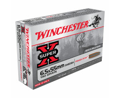 WINCHESTER 6.5x55 Swedish