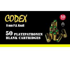CODEX Platzpatronen 9mm PA Knall