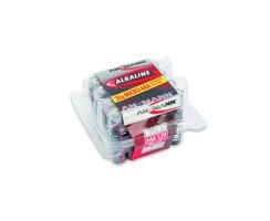 ANSMANN RED Alkaline Mikro AAA Batterie 20er Box 1,5V