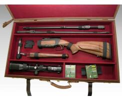 AKAH-Lederkoffer für kombinierte Waffen