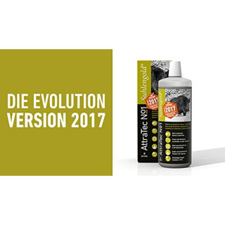 Attratec No. 1 Suhlengold Version 2017 Neue Rezeptur 1 Liter