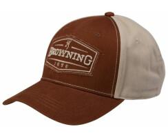 Browning Kappe Altus Beige/Braun