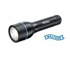 WALTHER Pro PL75mc Taschenlampe mit roter, grüner,...
