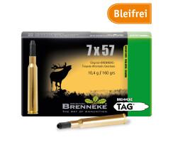BRENNEKE 7x57 TAG