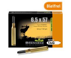 BRENNEKE 6,5x57 TAG