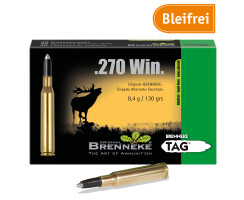BRENNEKE .270 Win. TAG