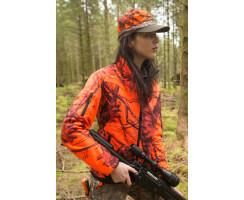 SHOOTERKING Mossy BLAZE Softshell Damen