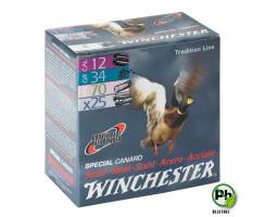 WINCHESTER Steel Special Canard 12/70 Schrot: S 4