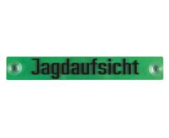 """Autoschild """"Jagdschutz""""..."""