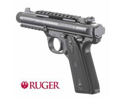 Ruger Mark IV 22/45 Tactical black