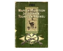 AKAH Katalog aus dem Jahr 1908