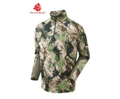 SHOOTERKING Summer Camo Shirt grün