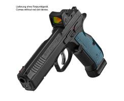 CZ 75 Shadow 2 Optics Ready 9mm Luger
