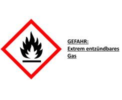 Kanzelheizung / Zeltheizung mit Sauerstoffmangelschalter...