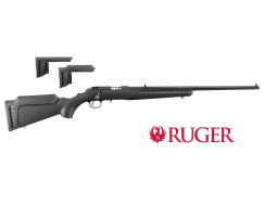 RUGER American Rimfire Threaded .17HMR