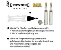 BROWNING BXR .270WSM 134 grs