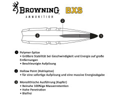 BROWNING .308Win Bleifrei!