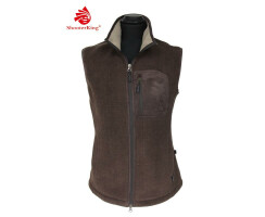 SHOOTERKING Fleece Weste Forest Damen