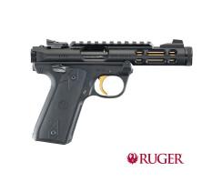 """RUGER Mark IV 22/45 Lite Black 4,4"""""""