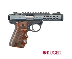 RUGER Mark IV 22/45 Lite Diamond Gray 4,4