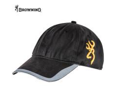 BROWNING Kappe Side Buck schwarz