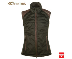 CARINTHIA G-LOFT® TLLG Weste Damen grün