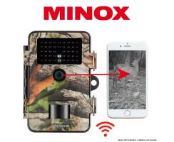 MINOX DTC 550 WiFi Camo