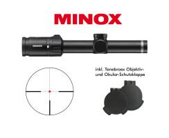 MINOX 1-5x24 mit Schiene