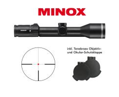 MINOX 2-10x50 mit Schiene
