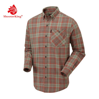 SHOOTERKING Hemd Forest Mist Gr. S (4)
