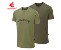 SHOOTERKING T-Shirt Outlander 2er Pack