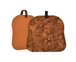 THERM A SEAT® Sitzkissen orange