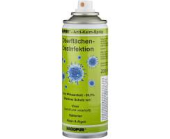 Anti-Keim-Spray Oberflächen- Desinfektion, 200 ml