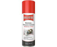 Ballistol Kupfer- Grafit- Spray 200 ml