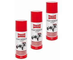 3x Ballistol Startwunder-Spray, 200 ml (600 ml ges.)