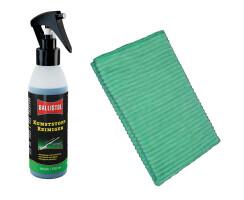 BALLISTOL Kunststoff-Reiniger 150ml inkl. Microfasertuch