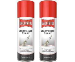 Doppelpack Ballistol Startwunder-Spray, 200 ml (400 ml....